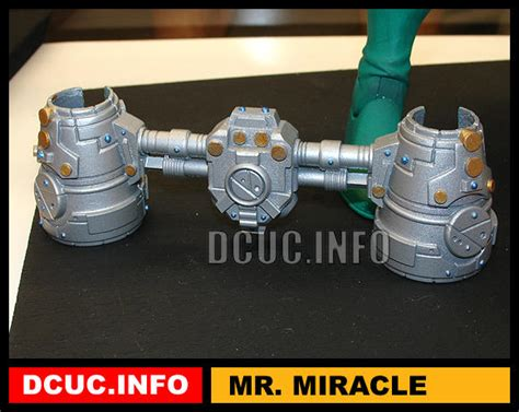 Dc Universe Wave 6 Mr Miracle mr miracle accessories the dc universe classics dcuc