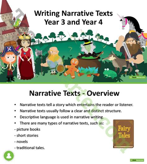 themes in narratives ks2 writing narrative texts powerpoint year 3 and year 4