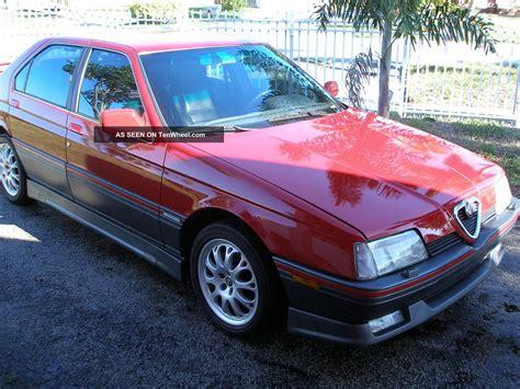 1991 Alfa Romeo 164 by 1991 Alfa Romeo 164 Proteo Concept Johnywheels
