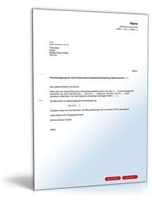 Vorlage Verzug Musterbrief Fristverl 228 Ngerung F 252 R Die Steuererkl 228 Rung Muster Zum