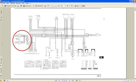 2007 Honda Trx450r Wiring Diagram Wiring Diagram