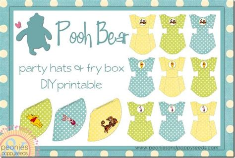 Shower Cap Pooh 145 best images about winnie the pooh printables on