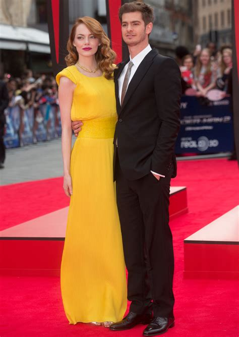 emma stone yellow versace emma stone s yellow versace gown