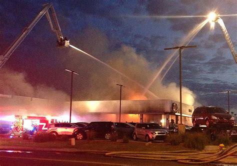 Kia Dealership Tempe Az Heavy Destroys Kia Car Showroom In Scottsdale Az
