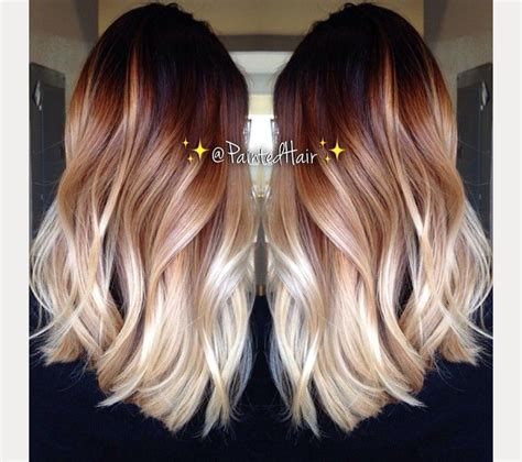 hairstyles umbre platinum ombre hair done right ombre hair ombre and hair coloring