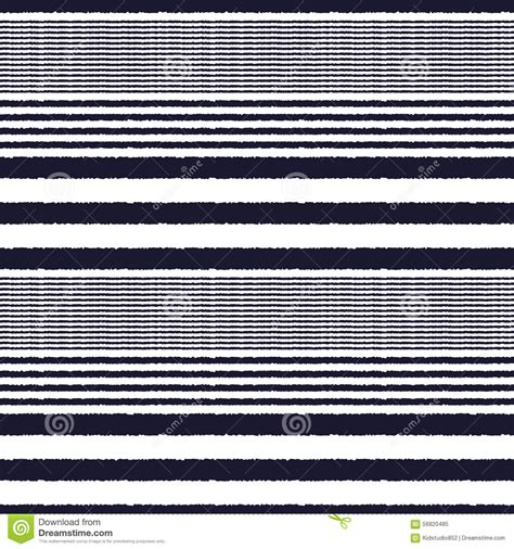 pattern seamless stripes seamless horizontal stripes fabric pattern stock vector