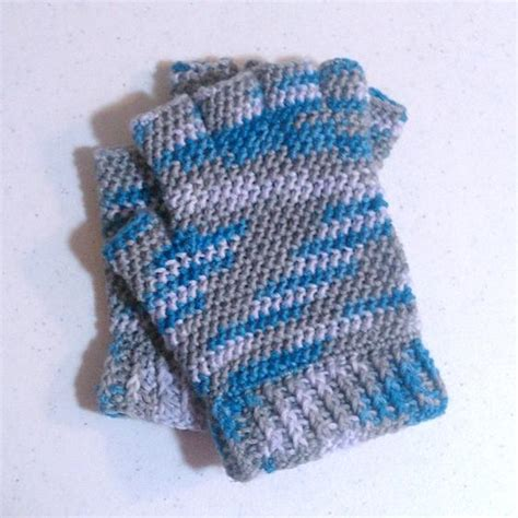 knitted gloves with fingers pattern half finger crochet gloves knitting patterns and crochet