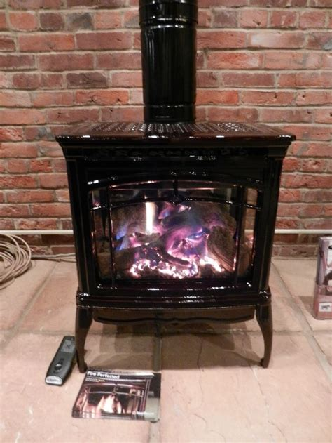 Gas Fireplaces Stoves by Hearthstone Bristol Direct Vent Gas Stove Direct Vent