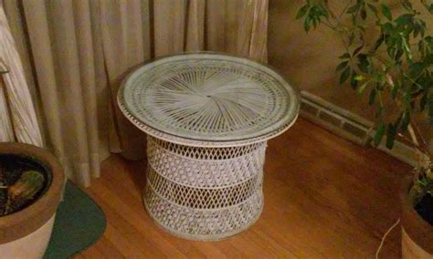 White Wicker Chairs For Sale by White Wicker Sunroon Furniture Set For Sale Antiques