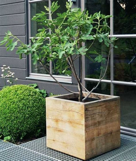 Diy Outdoor Planters by 25 Adorable Diy Wooden Planter Ideas