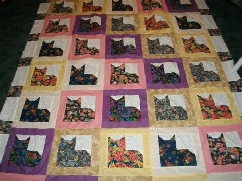 Cat Quilts For Sale by Cat Quilt Quilt Ideas Quilt Cats And For Sale