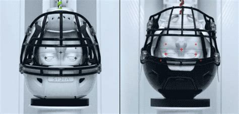 helmet design reduces concussions crushable football helmet may prevent concussions