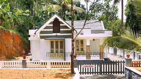 home design 10 lakh kerala style house plans below 10 lakhs youtube