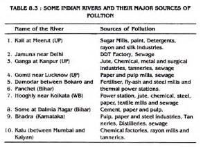 Essay On Water Pollution In India by Water Pollution Essay On Water Pollution 3817 Words