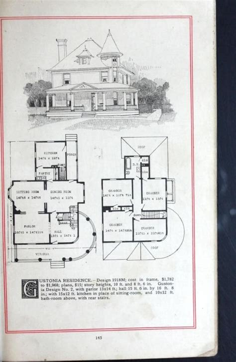 era house plans 17 best images about 1800 s 1940 s house plans on