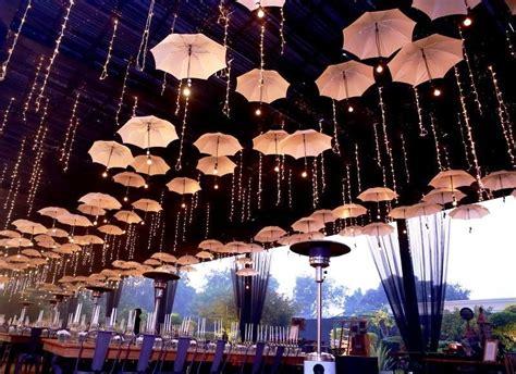 surreal ideas  add white umbrellas   wedding