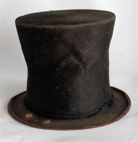 is honest abe s stovepipe hat a npr