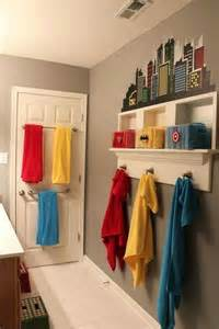 bathroom kids towels kid bathrooms restroom ideas cute decorating digsdigs