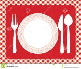 Kitchen Design App Dinner Invitation Menu Stock Photo Image 24936670