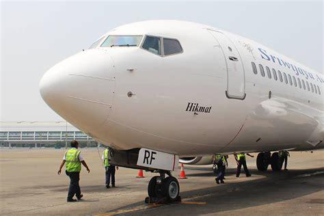 Air 2 Baru sriwijaya air kedatangan 2 pesawat baru b737 800 aviatren