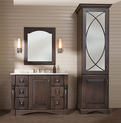 vanity linen cabinet with her bathroom vanity and linen cabinet combo imanisr