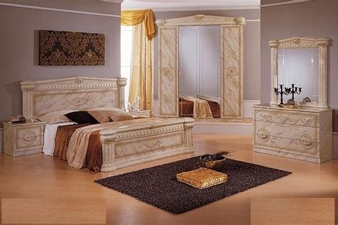 marble bedroom italian high gloss marble bedroom furniture set homegenies