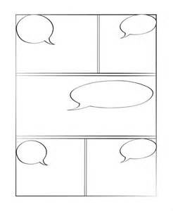 Comic Book Template by 10 Book Templates Free Sle Exle Format Free
