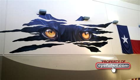 Print Wall Mural eyeful arts indoor murals improve the overall quality of