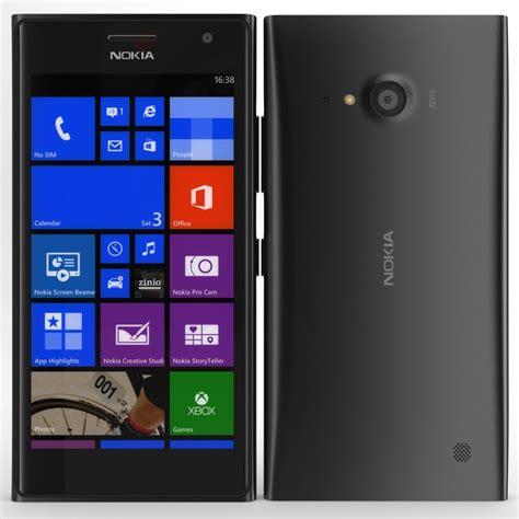 nokia lumia 735 3d model nokia lumia 735