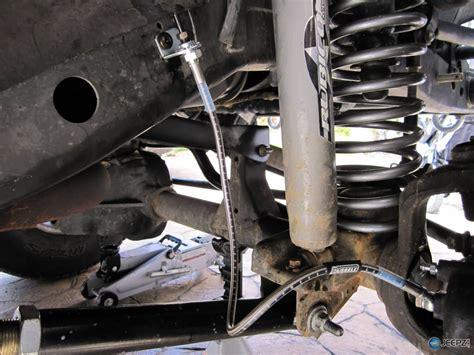 Jeep Tj Brake Lines Terrymason S 2005 Jeep Tj Build