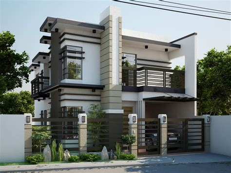 apartment style house plans architecture house design storey apartment architecture