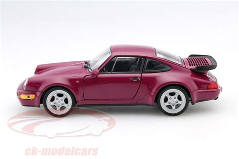 pink porsche 911 ck modelcars map02493616 porsche 911 964 turbo year
