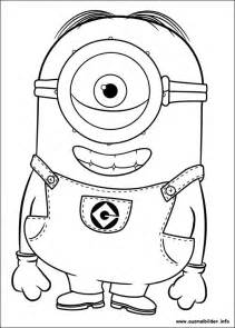 minion pictures to color free coloring pages of minion stuart