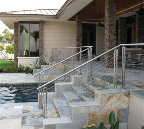 Wire Handrail Systems Cable Railing Stainless Steel Handrail Systems