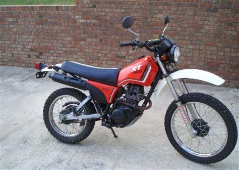 1982 yamaha xt 200 wiring diagram motorcycle wiring