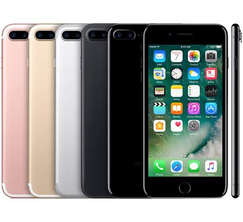 iphone 7 plus phone information tech specs igotoffer