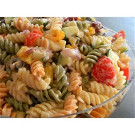 pasta salad recipes with mayo no mayo easy pasta salad recipe allrecipes com