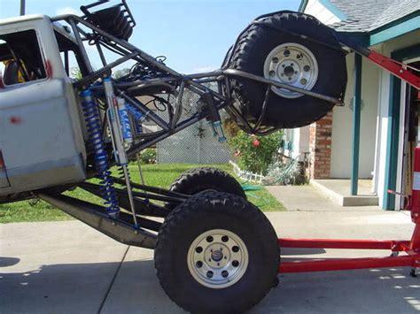 prerunner truck suspension 3rd gen 4runner rear long travel suspension toyota