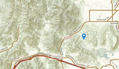 gold hill oregon map best trails near gold hill oregon alltrails