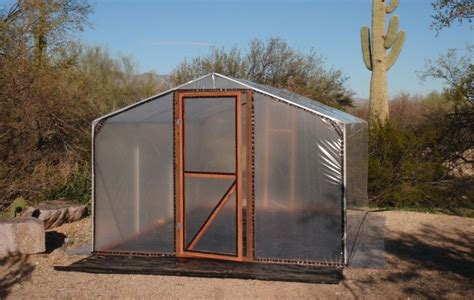 make a home build a better greenhouse an affordable small hobby