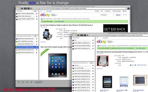 can you really win almost any ebay auction by quot sniping quot auction buyers bidding snipe timer for ebay with sniping