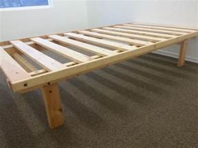 Do Bunk Beds Need Box Springs Single Pine Bed Frame Does Not Require Box Central Nanaimo Nanaimo