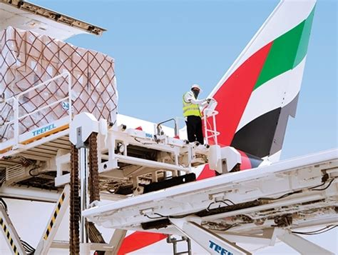 emirates skycargo s offering for perishables marks a fruitful year air cargo
