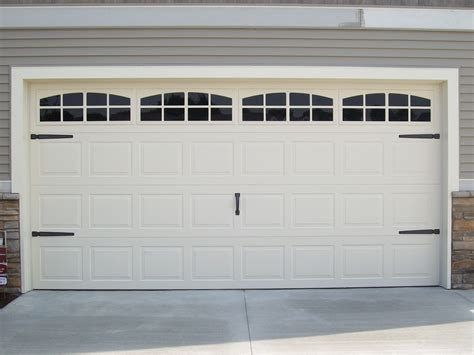 Garage Door coach house accents makeover your garage door with coach house accents