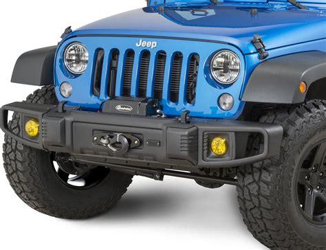 jeep wrangler front tactik front bumper for 07 18 jeep wrangler jk quadratec