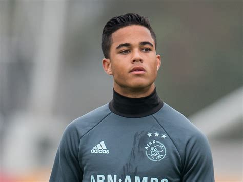 Ajax Address Lookup Shut Up About Justin Kluivert Ajaxdaily