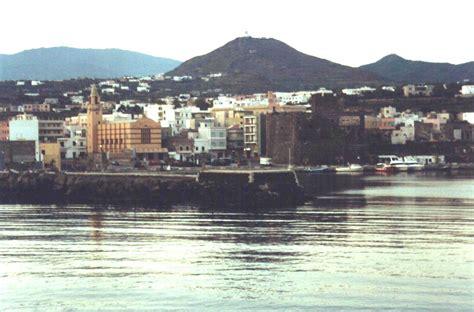 porto pantelleria il porto di pantelleria e il di barbacane