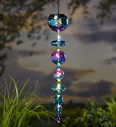 solar power hanging christmas balls hanging solar mercury glass ornament bulbs fittings ideas
