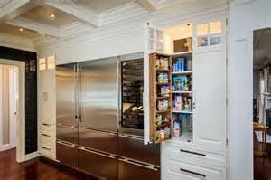 kitchen cupboard interior storage built in pantry transitional kitchen leslie ann