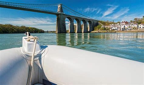 rib boat ride menai take your family to the rib rides in north wales north